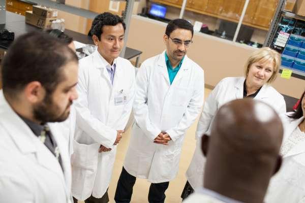 Members of Laboratory
